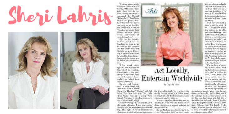 Sheri Lahris